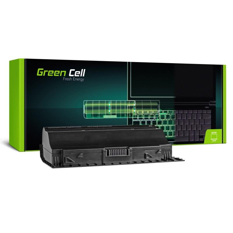 Green Cell Bateria do Asus G75 G75V G75VW G75VX / 14,4V 4400mAh