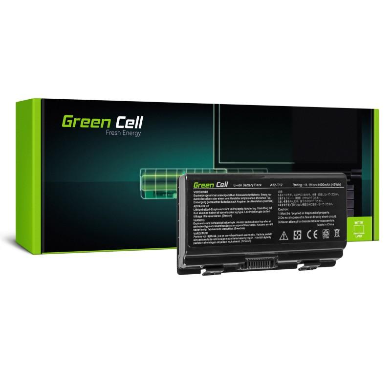 Green Cell Bateria do Asus X51 X58 / 11,1V 4400mAh