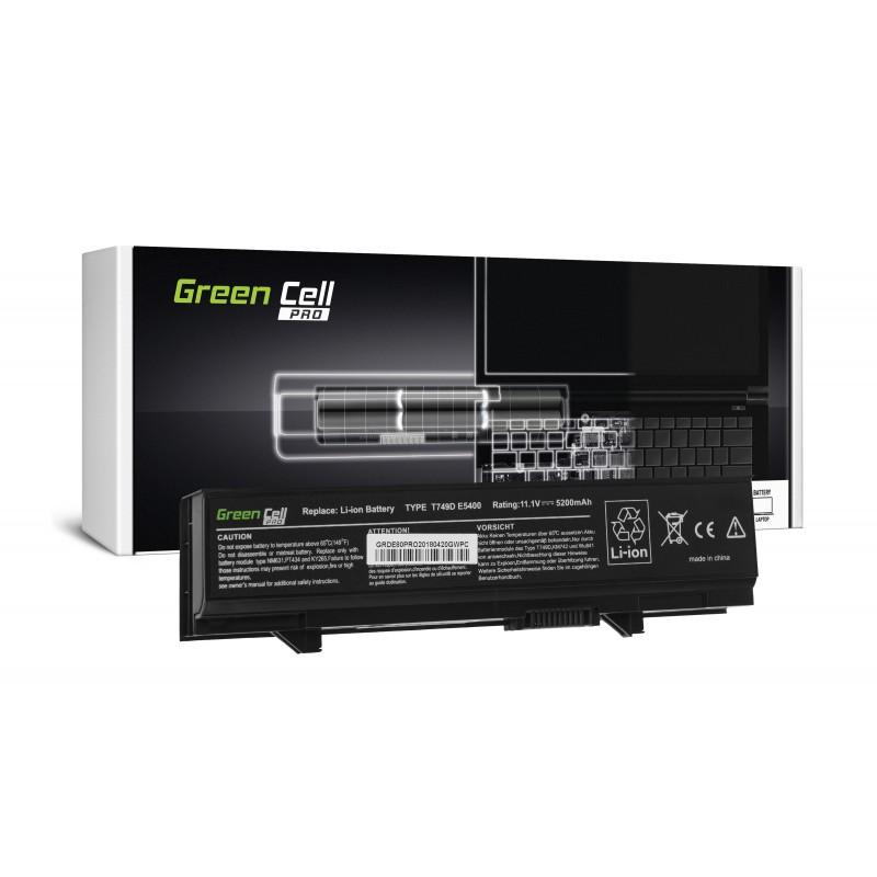 Green Cell PRO Bateria do Dell Latitude E5400 E5410 E5500 E5510 / 11,1V 5200mAh