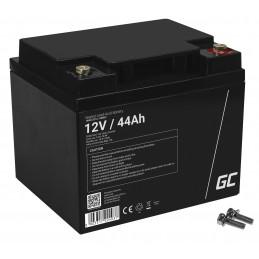 Akumulator AGM VRLA Green Cell 12V 44Ah