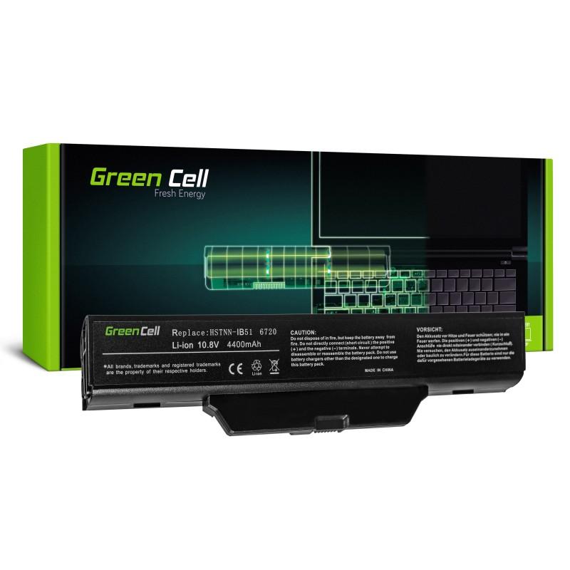 Green Cell Bateria do HP 550 610 HP Compaq 6720s 6820s / 11,1V 4400mAh