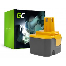 Bateria Akumulator B1222H B1230H BPT1025 Green Cell do Ryobi BD120 BD121 BD122 BID1211 BID1260 SA1202