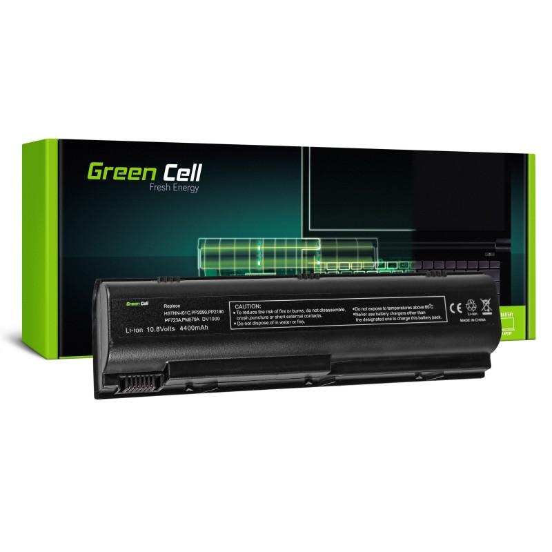 Green Cell Bateria do HP Pavilion DV1000 DV4000 DV5000 G1 / 11,1V 4400mAh