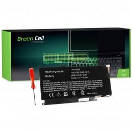 Green Cell Bateria do Dell Vostro 5460 5470 5480 5560 / 11,1V 4600mAh
