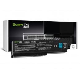 Green Cell PRO Bateria do Toshiba Satellite C650 C650D C660 C660D L650D L655 L750 PA3817U-1BRS / 11,1V 5200mAh