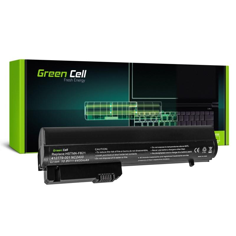 Green Cell Bateria do HP Compaq 2510p nc2400 2530p 2540p / 11,1V 4400mAh