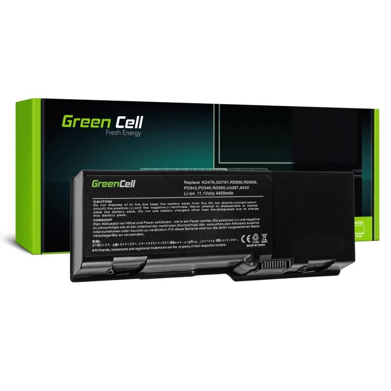 Green Cell Bateria do Dell Inspiron E1501 E1505 1501 6400 / 11,1V 4400mAh