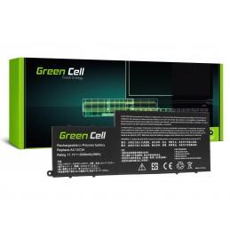 Bateria Green Cell AC13C34 do Acer Aspire E3-111 E3-112 E3-112M ES1-111 ES1-111M V5-122P V5-132P