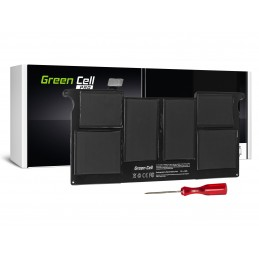 Green Cell PRO Bateria do Apple Macbook Air 11 A1370 A1465 (Mid 2011 - 2013, Early 2014 – 2015) / 7,3V 4800mAh