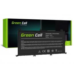 Bateria Green Cell 357F9 do Dell Inspiron 15 5576 5577 7557 7559 7566 7567