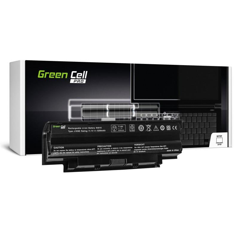Green Cell PRO Bateria do Dell Inspiron N3010 N4010 N5010 13R 14R 15R J1 / 11,1V 5200mAh