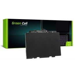 Green Cell Bateria do HP EliteBook 725 G3 820 G3 / 11,4V 2800mAh