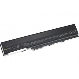 Green Cell Bateria do Asus A32-K52 K52 X52 A52 / 11,1V 6600mAh