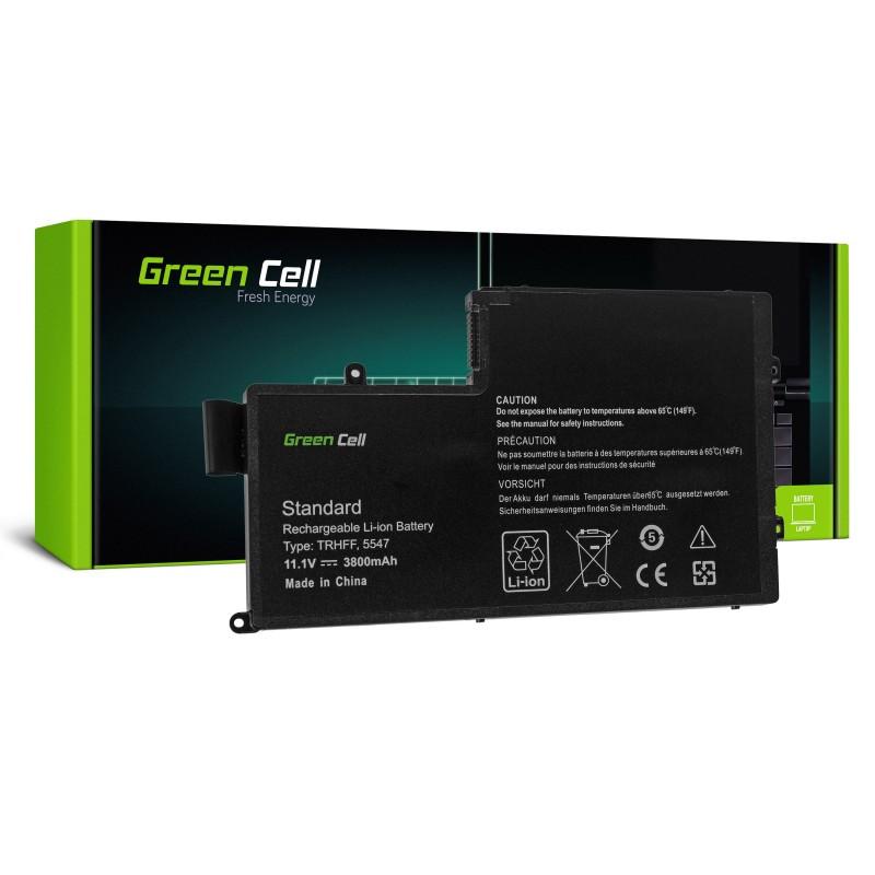 Green Cell Bateria do Dell Inspiron 15 5542 5543 5545 5547 5548 / 11,1V 3800mAh