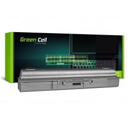 Green Cell Bateria do Sony Vaio VGP-BPS13 VGP-BPS21 (silver) / 11,1V 6600mAh