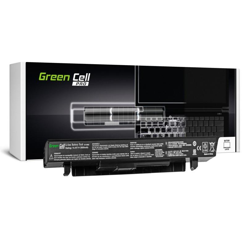 Green Cell PRO Bateria do Asus A450 A550 R510 X550 / 14,4V 2600mAh