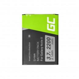 Bateria akumulator Green Cell do telefonu Samsung Galaxy Note II N7100