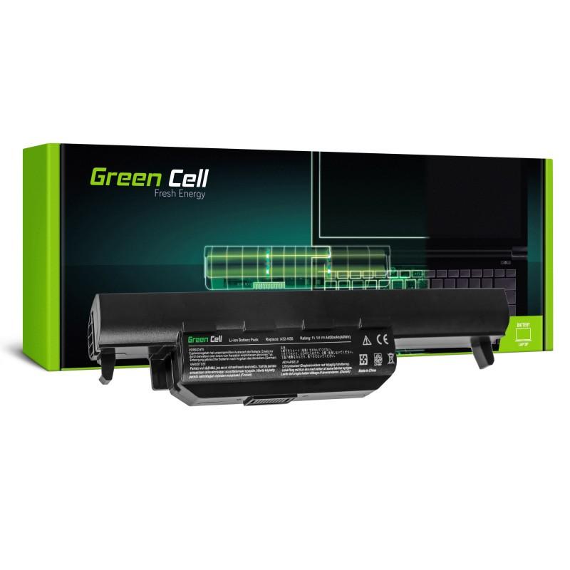 Green Cell Bateria do Asus A32-K55 A45 A55 K45 K55 K75 / 11,1V 4400mAh