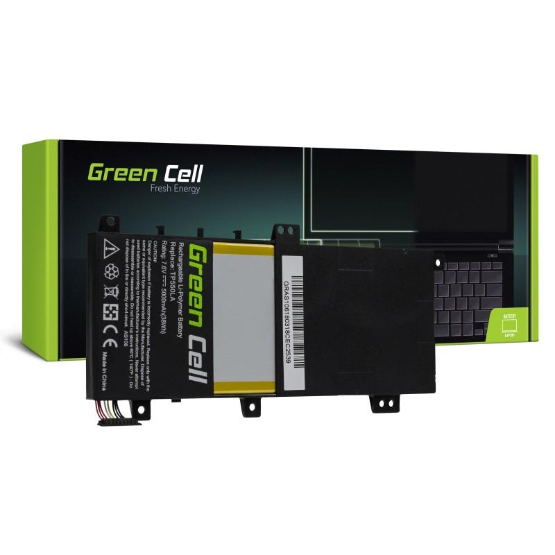 Green Cell Bateria do Asus Transformer Book Flip TP550 TP550L / 7,6V 5000mAh