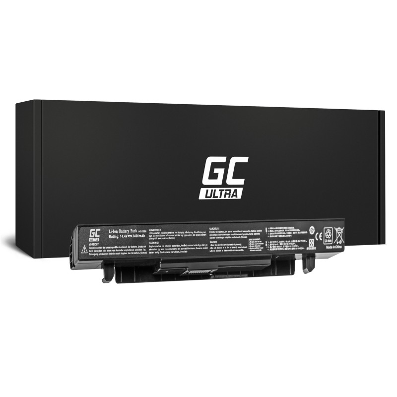 Green Cell ULTRA Bateria do Asus A450 A550 R510 X550 / 14,4V 3400mAh