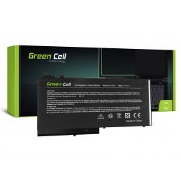 Green Cell Bateria do Dell Latitude 11 3150 3160 12 E5250 E5270 / 11,1V 3400mAh