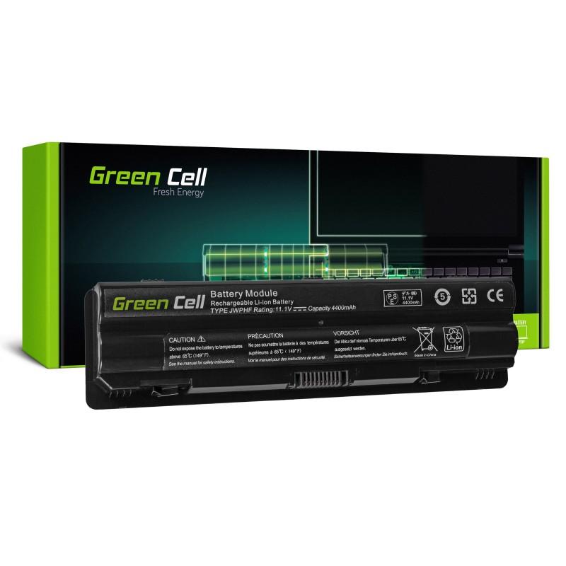 Green Cell Bateria do Dell XPS 14 14D 15 15D 17 / 11,1V 4400mAh