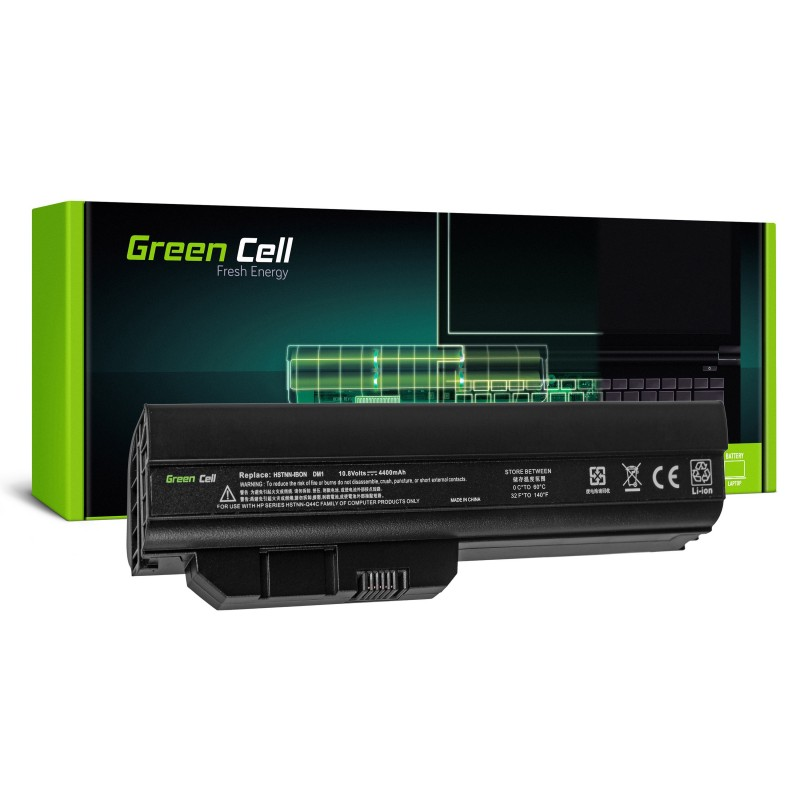 Green Cell Bateria do HP Compaq Mini 311 311C / 11,1V 4400mAh