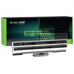 Green Cell Bateria do Sony Vaio VGP-BPS13 VGP-BPS21 (silver) / 11,1V 4400mAh