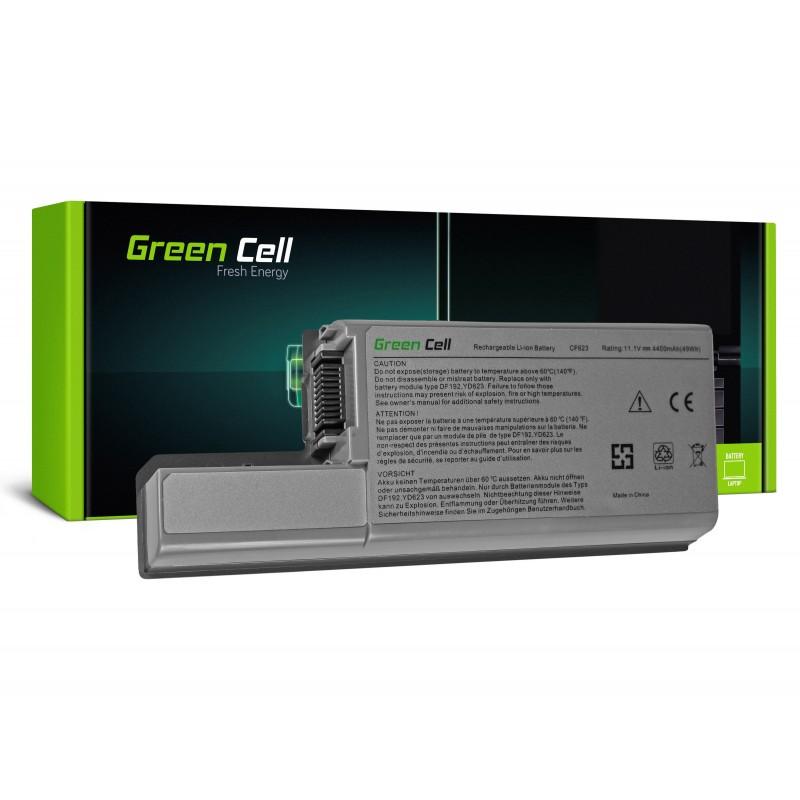 Green Cell Bateria do Dell Latitude D531 D531N D820 D830 PP04X / 11,1V 4400mAh