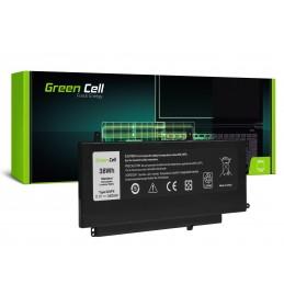 Bateria Green Cell D2VF9 do Dell Inspiron 15 7547 7548 Vostro 14 5459