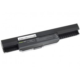 Green Cell Bateria do Asus A31-K53 X53S X53T K53E / 11,1V 6600mAh