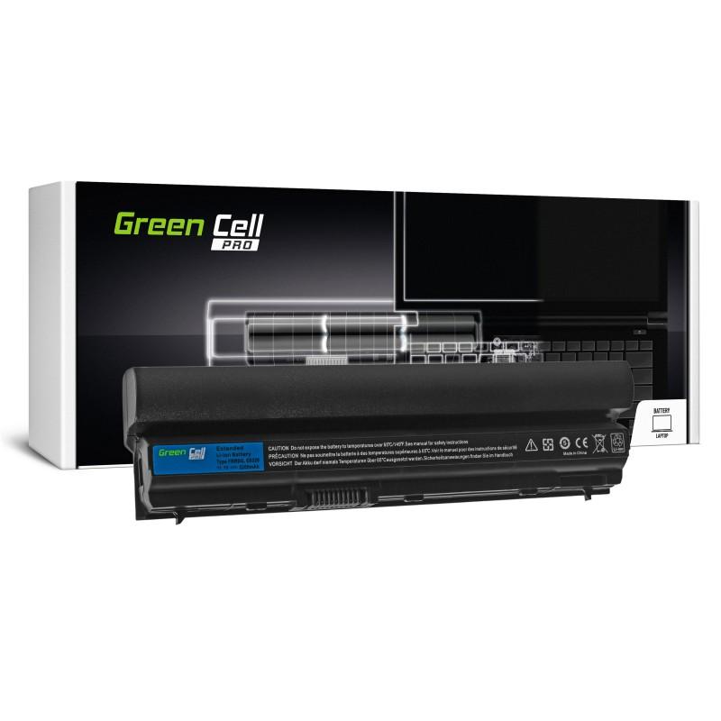 Green Cell PRO Bateria do Dell Latitude E6220 E6230 E6320 E6320 / 11,1V 5200mAh