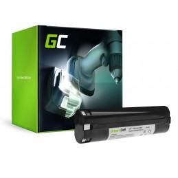 Bateria Akumulator Green Cell do Makita 9000 4190D 4093D 5090D 9,6V 2Ah