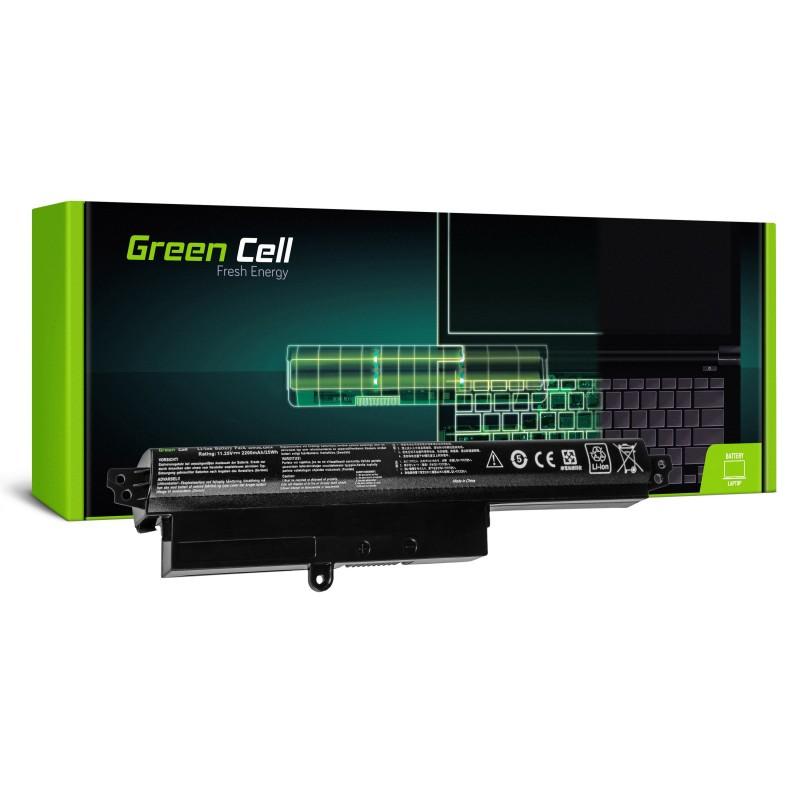 Green Cell Bateria do Asus X200 X200C X200CA X200L X200LA / 11,25V 2200mAh