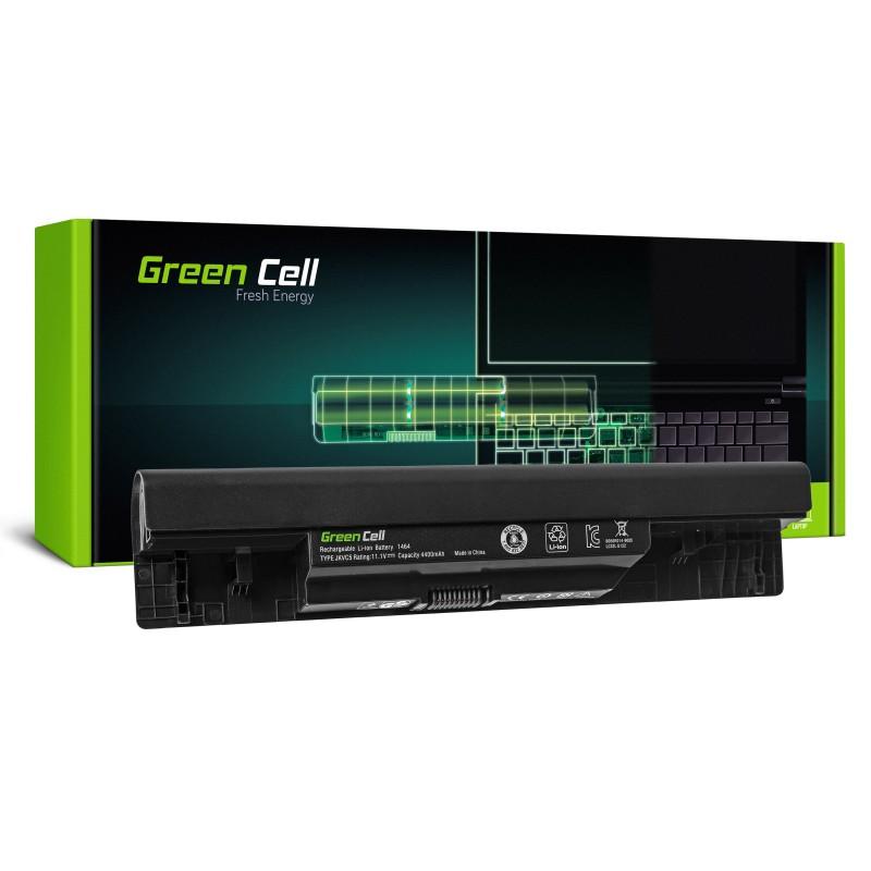 Green Cell Bateria do Dell Inspiron 14 1464 15 1564 17 1764 / 11,1V 4400mAh