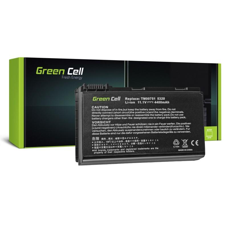 Green Cell Bateria do Acer TravelMate 5220 5520 5720 7520 7720 / 11,1V 4400mAh