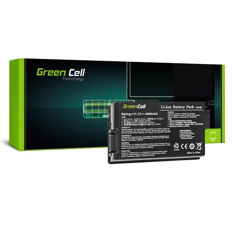 Green Cell Bateria do Asus F50 F80S N60 X60 X61 / 11,1V 4400mAh