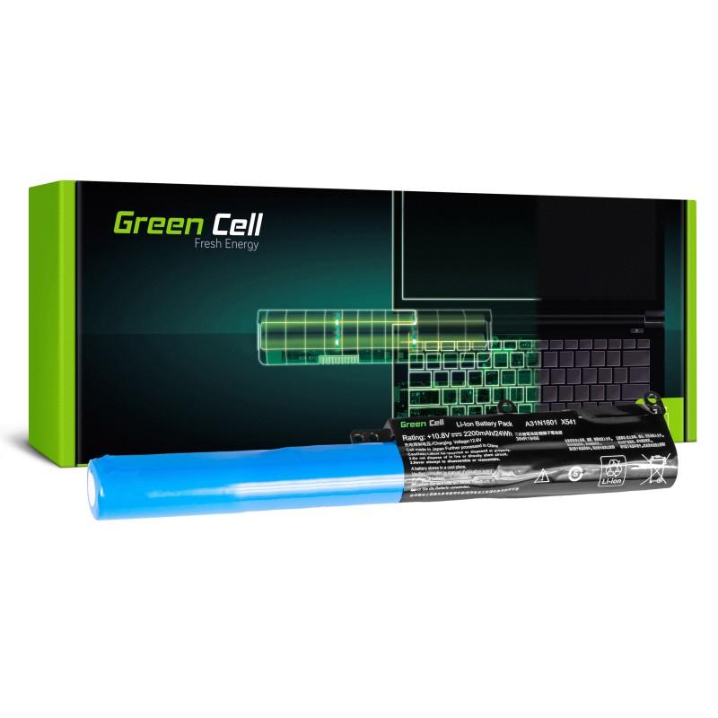 Green Cell Bateria do Asus Vivobook Max F541N F541U X541N X541S X541U / 11,1V 2200mAh