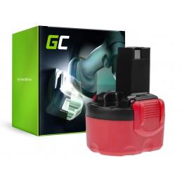 Bateria Akumulator Green Cell do Bosch EXACT GSR PSR 9.6V 2Ah