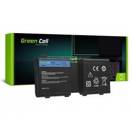 Green Cell Bateria do Dell Alienware 17 18 / 14,4V 4400mAh