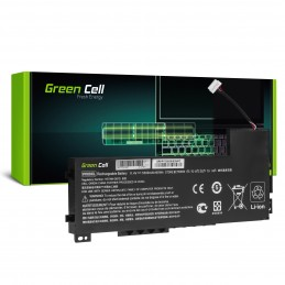 Bateria Green Cell VV09XL do HP ZBook 15 G3 G4