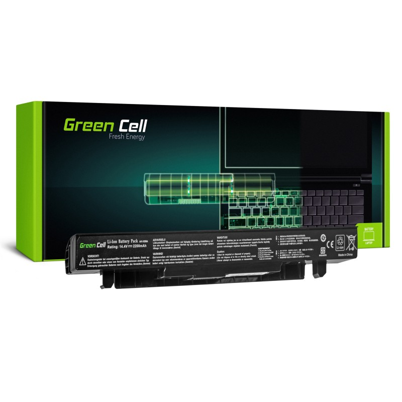 Green Cell Bateria do Asus A450 A550 R510 X550 / 14,4V 2200mAh