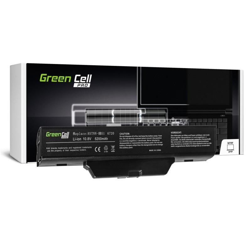 Green Cell PRO Bateria do HP 550 610 HP Compaq 6720s 6820s / 11,1V 5200mAh