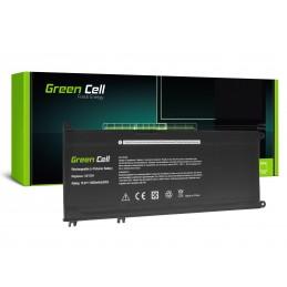 Bateria Green Cell 33YDH do Dell Inspiron G3 3579 3779 G5 5587 G7 7588 7577 7773 7778 7779 7786 Latitude 3380 3480 3490 3590
