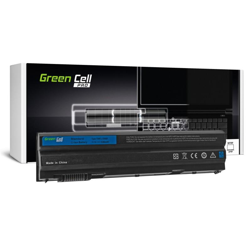 Green Cell PRO Bateria do Dell Latitude E5520 E6420 E6520 E6530 / 11,1V 5200mAh