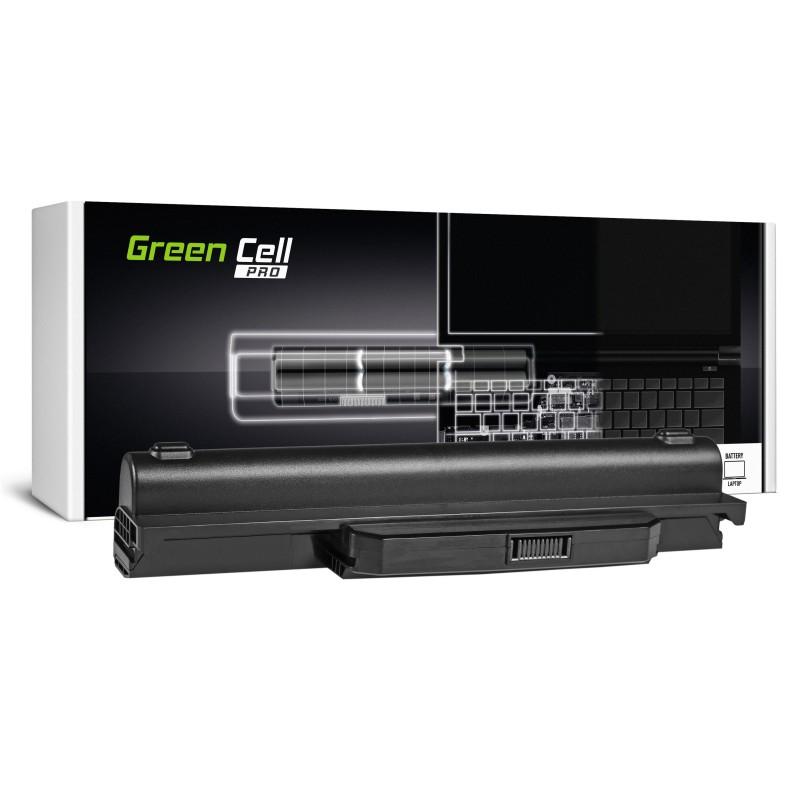 Green Cell PRO Bateria do Asus A31-K53 X53S X53T K53E / 11,1V 7800mAh