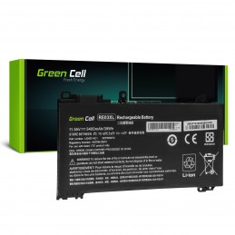 Bateria Green Cell RE03XL do HP ProBook 430 G6 G7 440 G6 G7 445 G6 G7 450 G6 G7 455 G6 G7 445R G6 455R G6