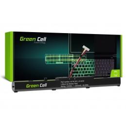 Bateria Green Cell A41N1501 do Asus ROG GL752 GL752V GL752VW, Asus VivoBook Pro N552 N552V N552VW N552VX N752 N752V N752VX