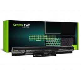 Green Cell Bateria do Sony Vaio SVF14 SVF15 Fit 14E 15E / 14,4V 2200mAh