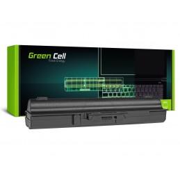Green Cell Bateria do Sony Vaio VGP-BPS13 VGP-BPS21 (black) / 11,1V 6600mAh
